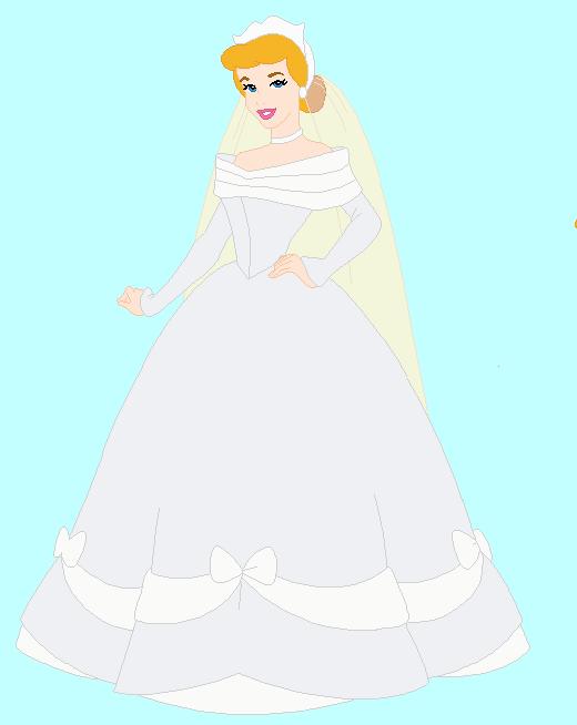 Cinderella\'s Wedding Gown by unicornsmile on DeviantArt