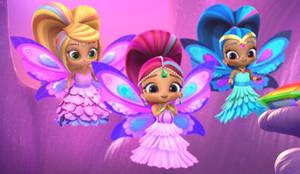 Butterfly Genie Fairies
