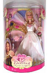 Barbie 12 dancing princesses bride genevieve doll