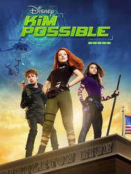 Kim Possible movie poster by unicornsmile