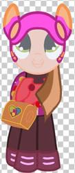 Pony honey lemon by unicornsmile