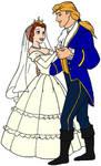 Belle and Adams wedding