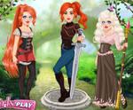 Fantasy RPG by unicornsmile
