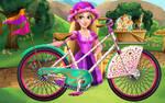 Girls Fix It - Rapunzel's Bicycle
