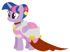 Princess twilight's equestria olympics gown