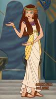Egyptian Wedding Dress