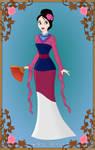 Mulan's Matchmaker Dress
