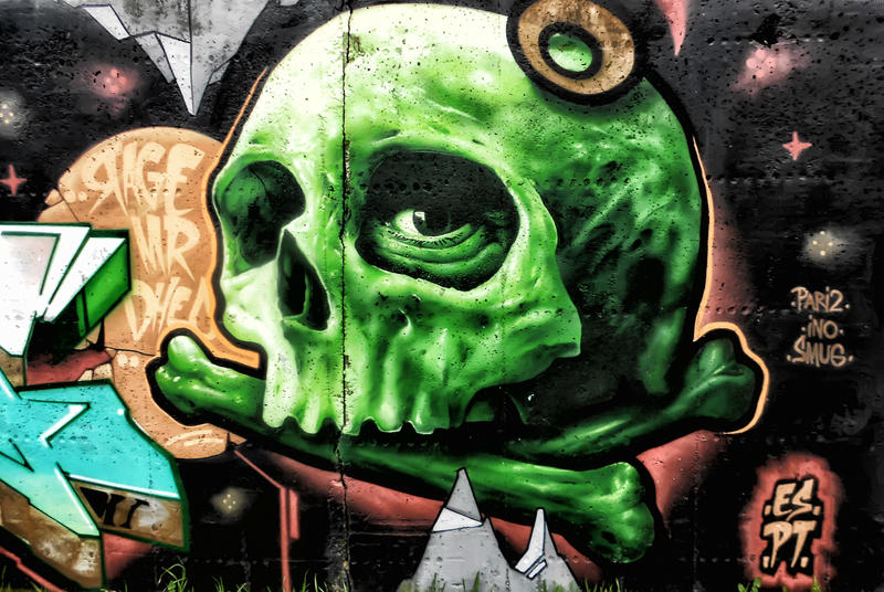 Graffiti Six by ScorpiiLupi