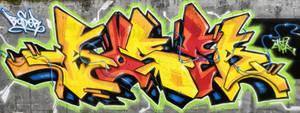 Graffiti Twenty Nine