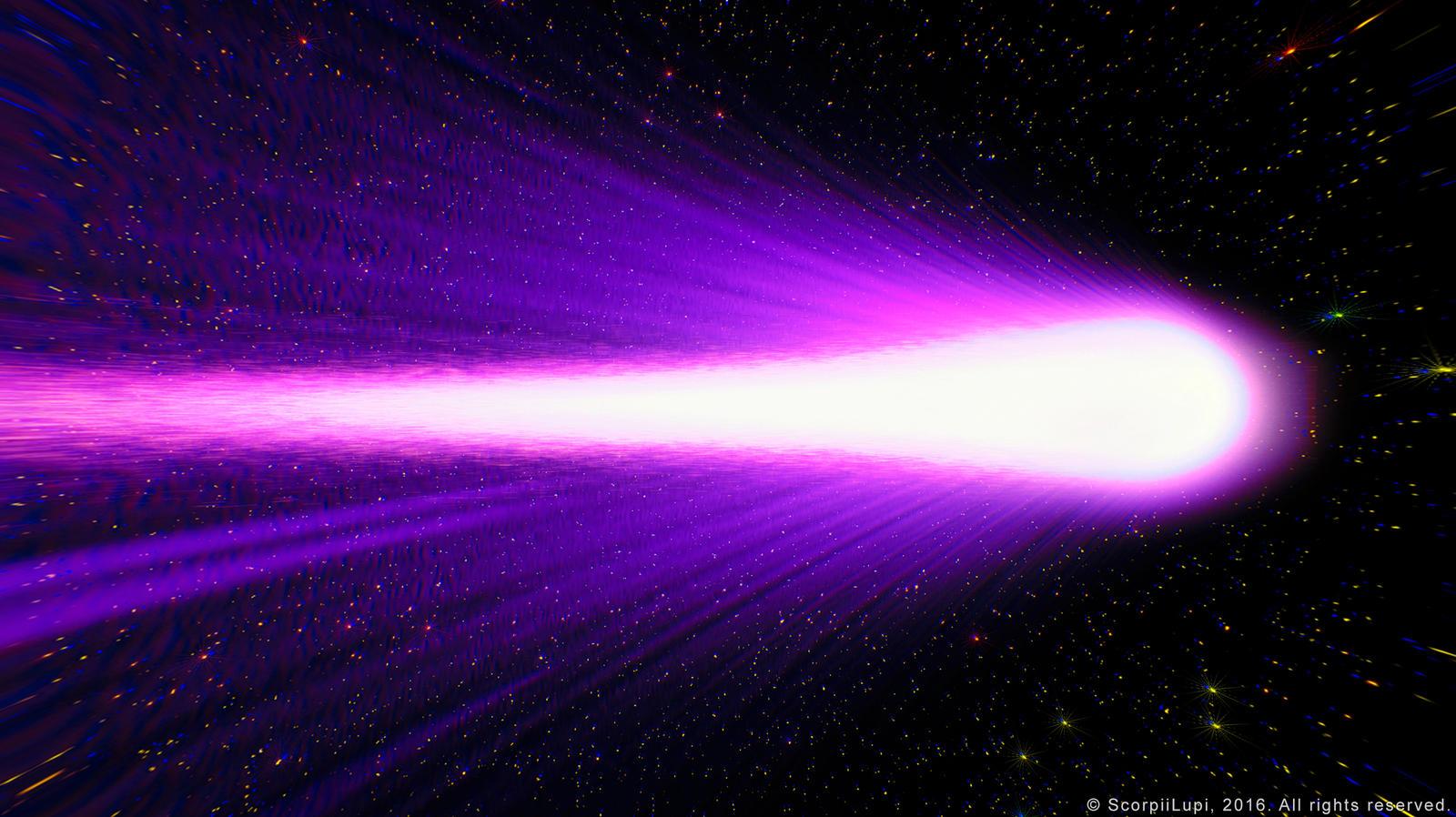 Comet Fury by ScorpiiLupi