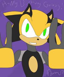 Shard the Hedgehog (Gift)