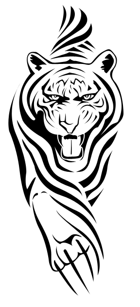 Tiger Tattoo by mike-hege on deviantART