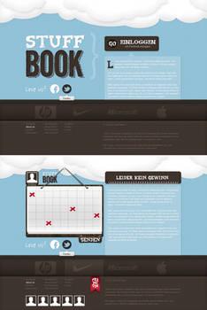 Stuffbook Project