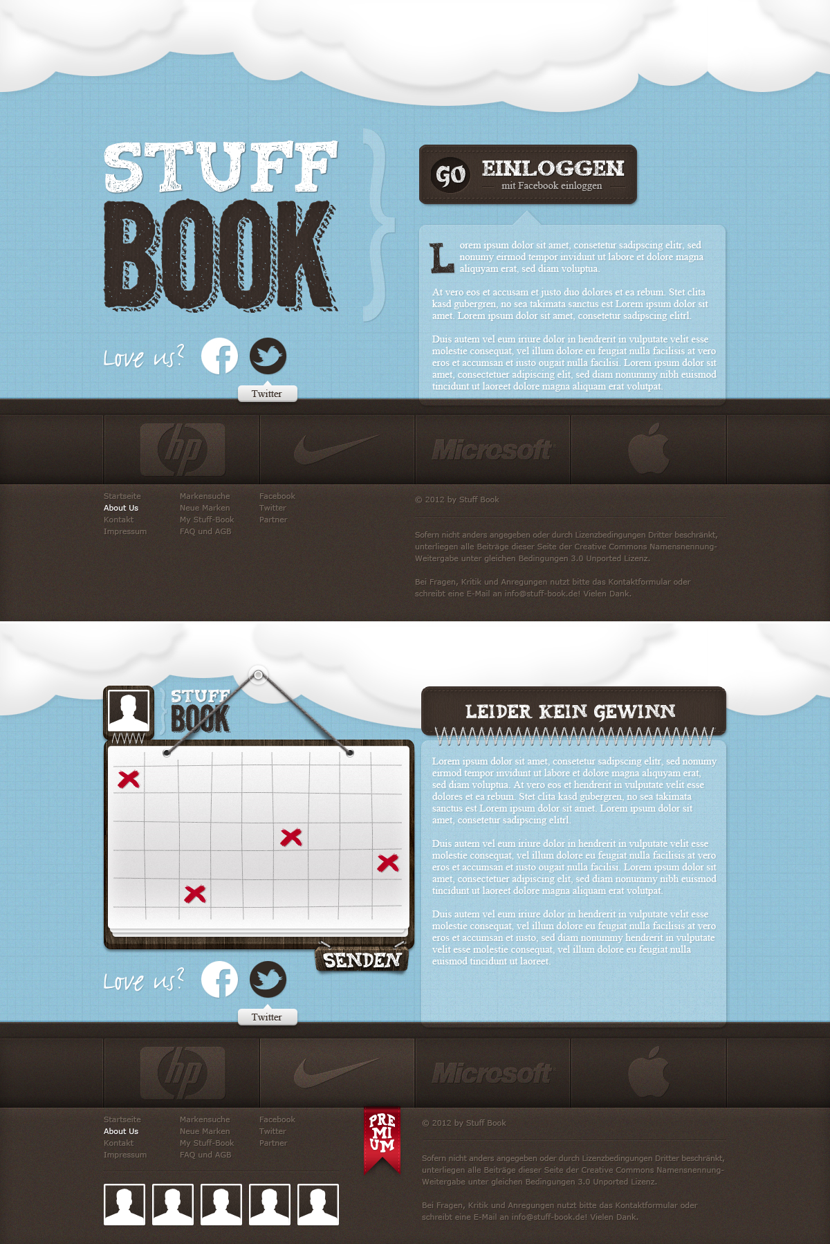 Stuffbook Project by mike-hege