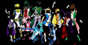 The Legion of Senshi-Heroes: Fandom Edition