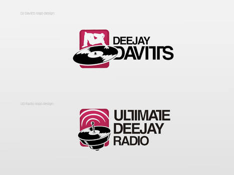 DJ Davitts Logo