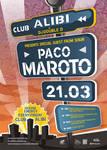 Paco Maroto Poster
