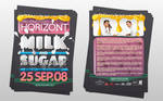 Milk and Sugar Flyer