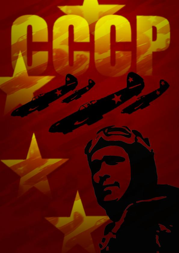 CCCP Propaganda by r77adder