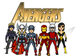 The First Avengers