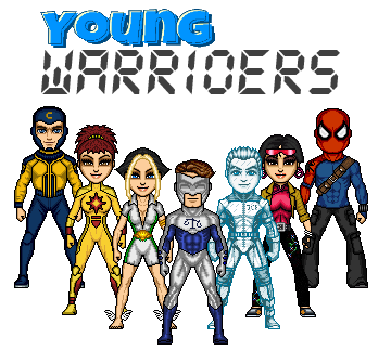 Age without X - Young Warriors by therealOrkie