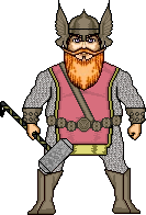 The Mighty Volstagg by therealOrkie