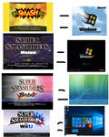 Smash Games Compared to Versions of Windows.