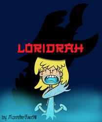 (Commission) Loridrah Metamorphosis by MonsterFan50