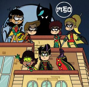 Batman Day: Robins Nest