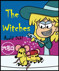 Dark Books (TLH): The Witches by MonsterFan50