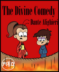 Dark Books (TLH): The Divine Comedy by MonsterFan50