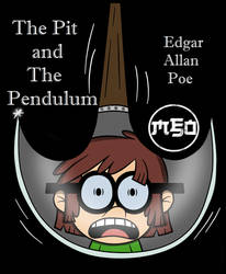 Dark Books (TLH): The Pit and The Pendulum by MonsterFan50
