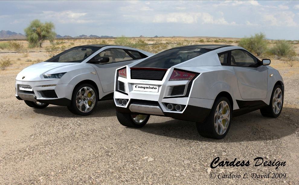 Lamborghini conquisto 3 by cardess on deviantart - Sick lamborghini wallpaper ...