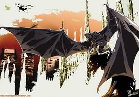 Batman REDUX - Beyond Batman by DavyWagnarok