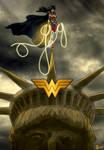 Wonder Woman REDUX - Lady Liberty