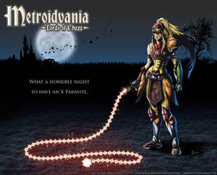 METROIDVANIA THE GAME by DavyWagnarok