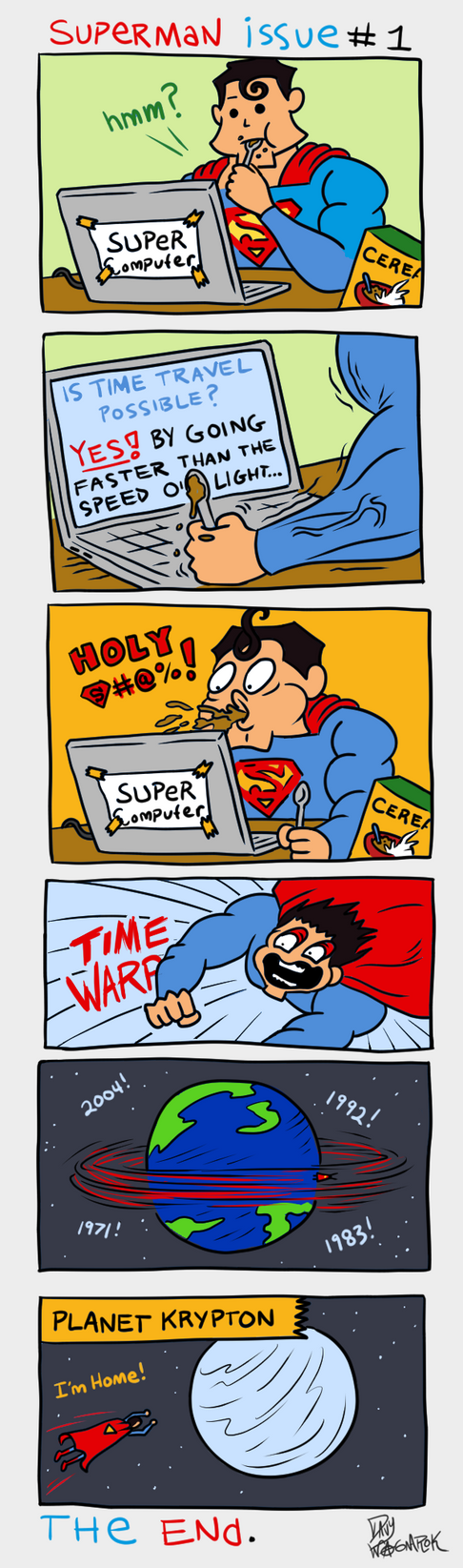 Superman Returns by DavyWagnarok