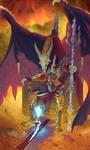 God of Greed by DavyWagnarok