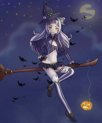 Happy Halloween Shion