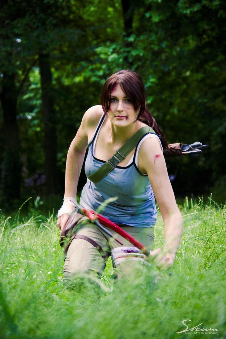 Lara Croft II by o0shokei0o