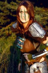 Aela the Huntress III