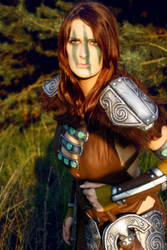 Aela the Huntress III
