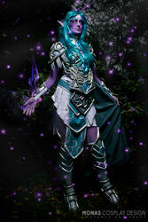 Tyrande Whisperwind- Heroes of the Storm