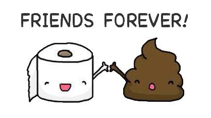Friends Forever By Sheiilachela