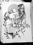 grave hag by mojo123s