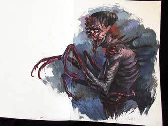 zombie dude by mojo123s