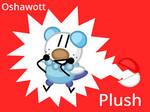 Oshawott Plush
