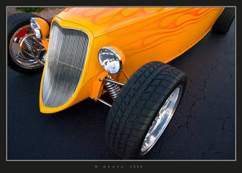 Sleek Orange by HogRider