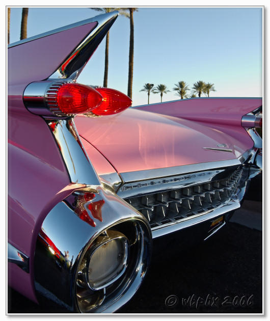 Scottsdale Cadillac: Pink By HogRider On DeviantART