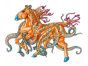Octopus horse adopt (open)
